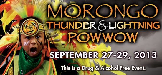 Morongo Thunder & Lightning Powwow