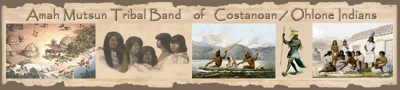 Amah Mutsun Tribal Band of Costanoan / Ohlone Indians