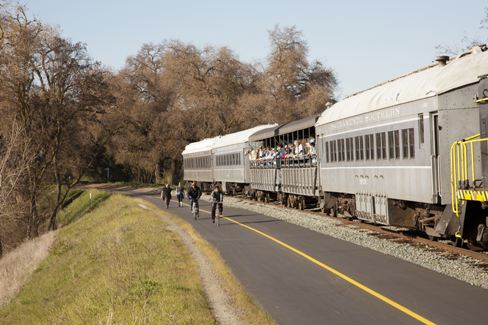 California State Railroad Museum, Excursion train