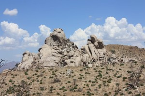 Eagle Rocks, Mojave National Preserve