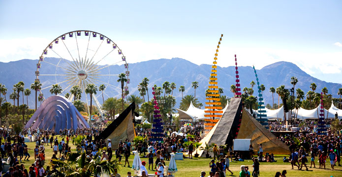Coachella Valley Music and Arts Annual Festival