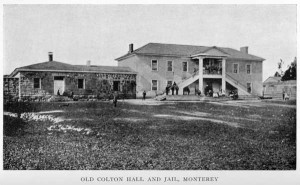 Colton Hall, site of the constitutional convention