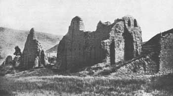 Ruins of the first La Purísima Concepción Mission