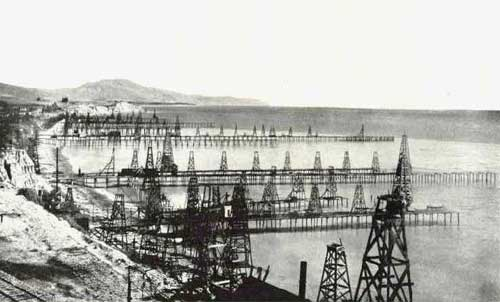 Summerland Oil Field