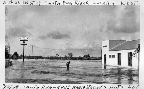 Santa Ana River flood of 1937