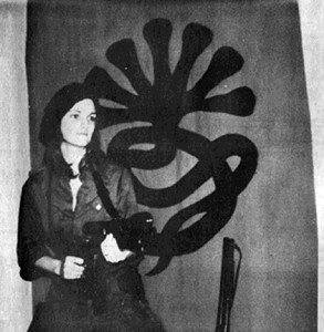 Patty Hearst, daughter of the dynasty that publishes the San Francisco Examiner, was kidnapped by the SLA in 1974 and later participated in a bank robbery in the Sunset District.
