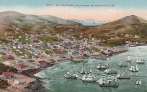 San Francisco in 1849.