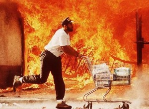 Los Angeles Riots.