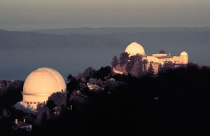 Lick Observatory.