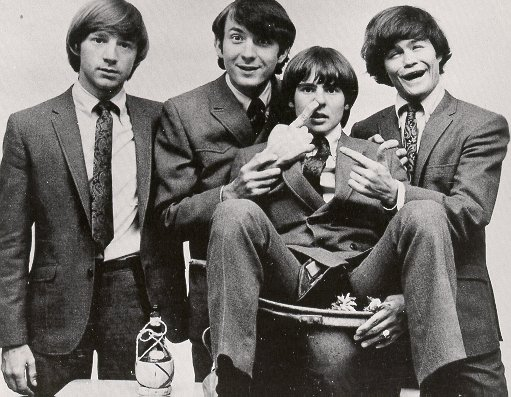 The Monkees.