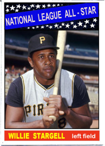 Willie Stargell.
