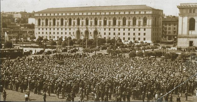 San Francisco General Strike (1934).