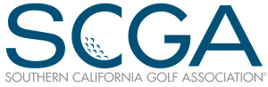 Southern California Golf Association logo.