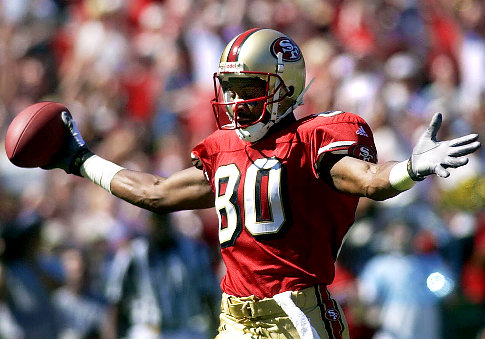 Jerry Rice.