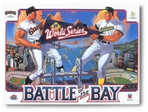 Battle of the Bay (1989).
