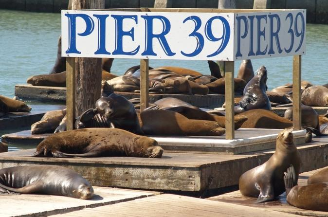 Pier 39 in San Francisco.