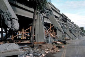 Nimitz Freeway collapse (1989).