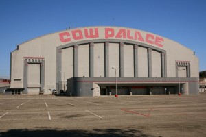 Cow Palace.