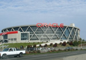 Oracle Arena.