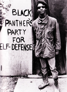 Black Panther Party for Self-Defense.