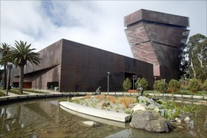 De Young Museum new building (2005).