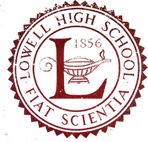 Lowell High School.