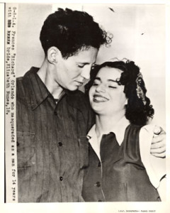"Frances Orlando, who lived as a man, married Elizabeth Nunes. Courtesy Welcome to the ""Girl Who 'Wed' Another Girl"" website, a web area for the San Francisco Public Library exhibit by Dr. Nicoletta Karam."