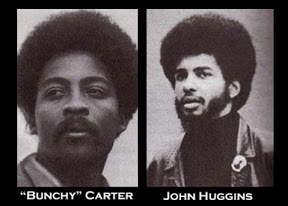 Bunchy Carter and John Huggins.