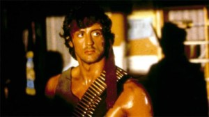 """Rambo, First Blood"" (1982)."