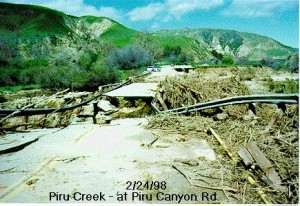 Piru Creek (1998).