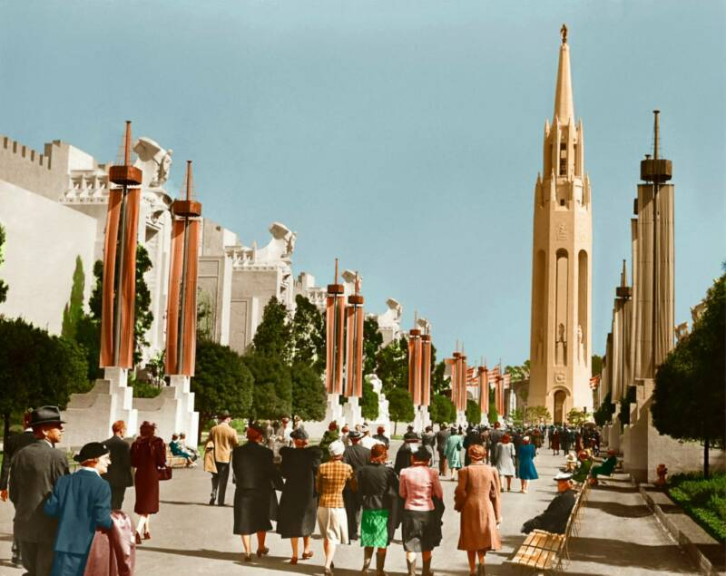 Golden Gate International Exposition (1939).