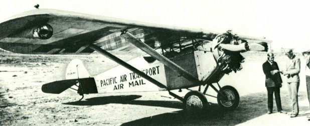 Pacific Air Transport.