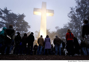 Mount Davidson Cross.