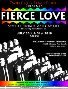 Fierce Love: Stories From Black Gay Life (1990).