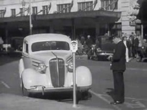 San Francisco parking meter (1936).