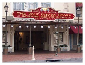 The Walt Disney Story.