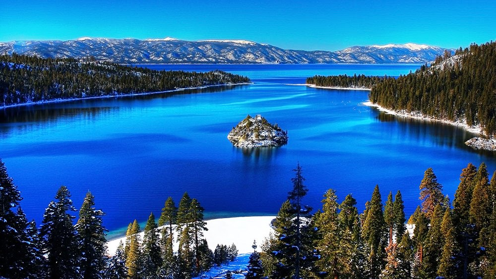 Lake Tahoe.
