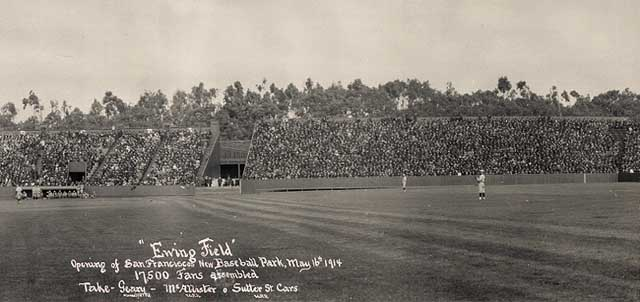 Ewing Baseball Field (1914).