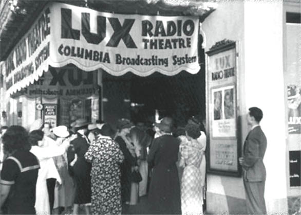 Lux Radio Theater.