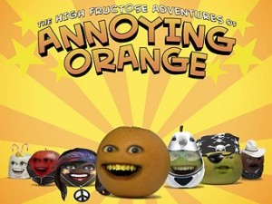 The High Fructose Adventures of Annoying Orange (2013).