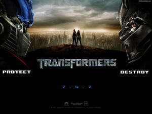 Transformers (2007).