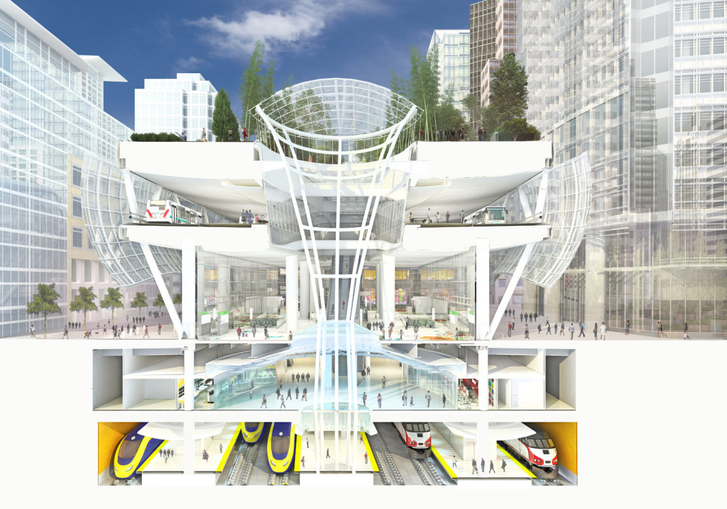 San Francisco Transbay Center proposal.